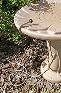 Mister Landscaper MLK-BBKT Bird Bath Dripper Kit