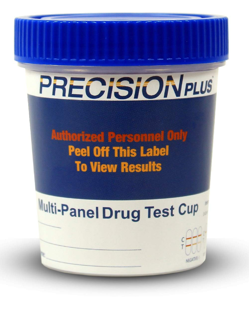 Precision Plus - 5 Panel Cup - (THC/COC/AMP/OPI/mAMP)
