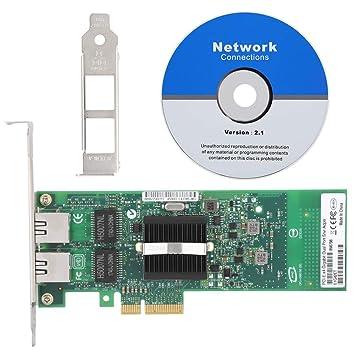 Wendry Tarjeta adaptadora de Red Ethernet, 10/100 / 1000Mbps ...