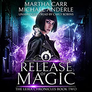 Release of Magic: The Revelations of Oriceran Audiobook