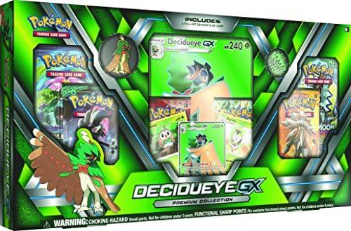 PoKéMoN Juego de Cartas Caja de colección: Amazon.es: Juguetes y juegos