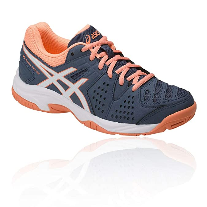Amazon.com: ASICS Kids C505Y-5601 Gel-Padel PRO 3 GS ...