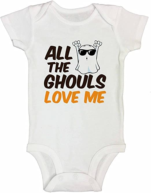 Infant Baby Boys Girls Cotton Long Sleeve Boston Terrier Sugar Skull Baby Clothes One-Piece Romper Clothes