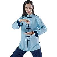 KSUA Uniforme de Artes Marciales para Mujeres Tai