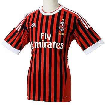 adidas maillot de football milan aC M Rouge - Rouge/Noir mjOrJRxLbd