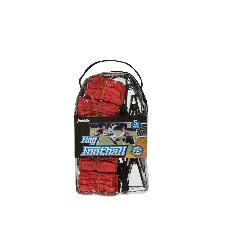 Franklin Sports Replacement Flag and Belt Set (Red) 11350S11