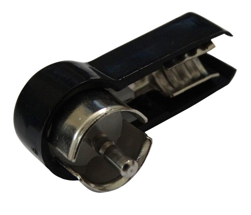 AERZETIX: Adaptador conector macho ISO para antena autoradio cable RG58 Aerzetiks Eood SK2C10010