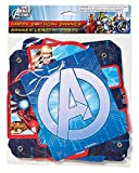 Marvel Avengers Birthday Party Banner, Party Supplies