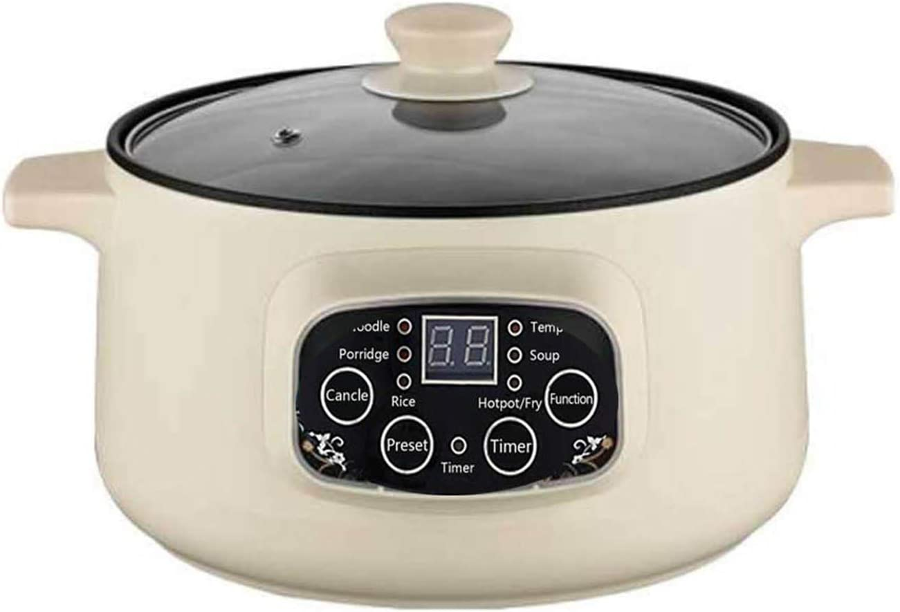 Personal Electric Skillet Grill Rapid Noodle Maker Perfect For Ramen Pasta Mac Cheese Soups Omelets Pancakes Stew Cook Rice Steamed Fish Boiled Egg Nonstick Stir Fry Griddle Pan Skillet (9