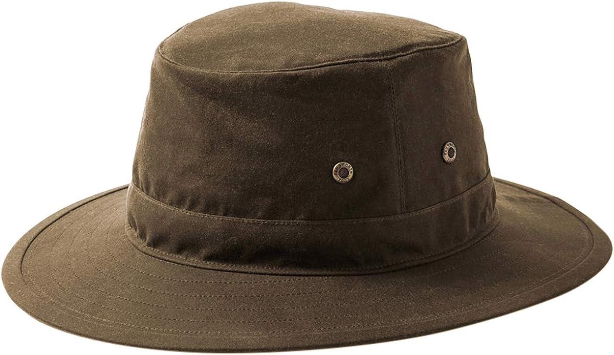 Medium Size 57cm Failsworth Millinery Wax Traveller in Brown