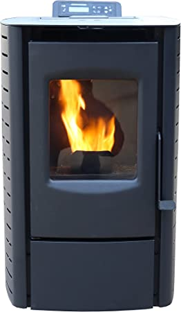 Cleveland Iron Works PS20W-CIW Pellet Stove