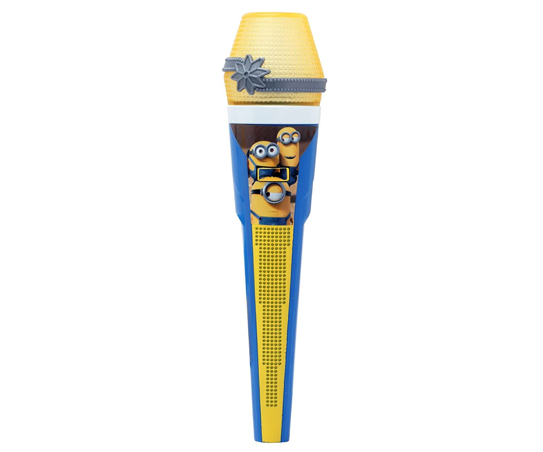 Minions Lights /& Sounds Microphone Imperial Toy SG/_B015GFQ4DU/_US