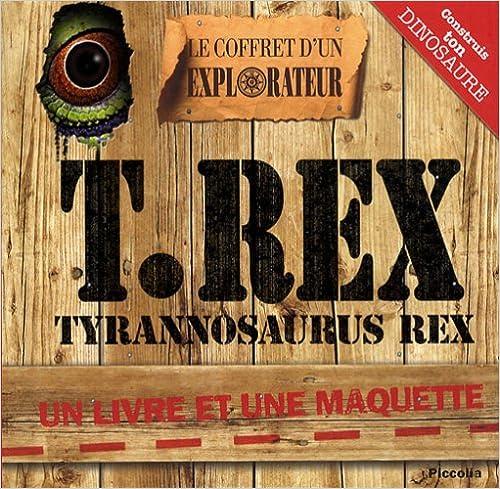 Télécharger en ligne T.Rex : Tyrannosaurus Rex pdf ebook
