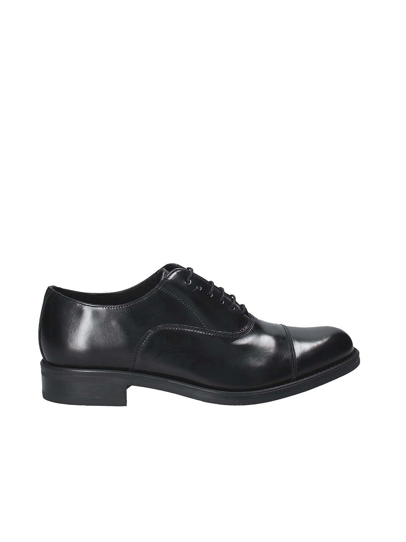 Soldini 18636 L Zapatos Casual Hombre 44 EU|Negro