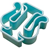 greek letter psi cookie cutter 3 inches
