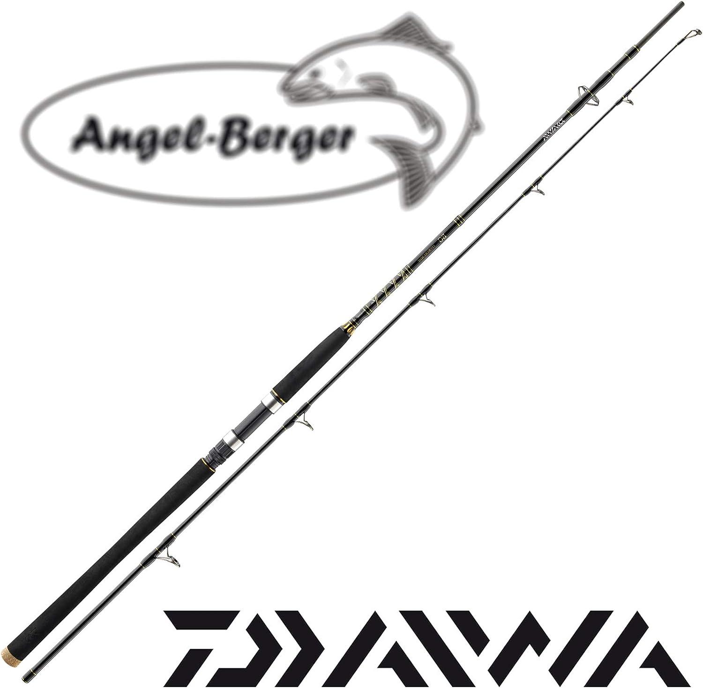 Angel-Berger Daiwa BG Offshore Boat Pilkurte Meeresrute alle Modelle Rutenband