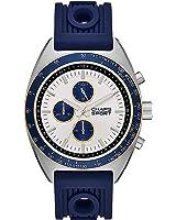 Chaps Rockton Silicone Chronograph Watch