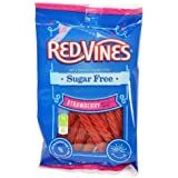 Red Vines, Sugar Free, Strawberry - 5 oz (2 Pack)