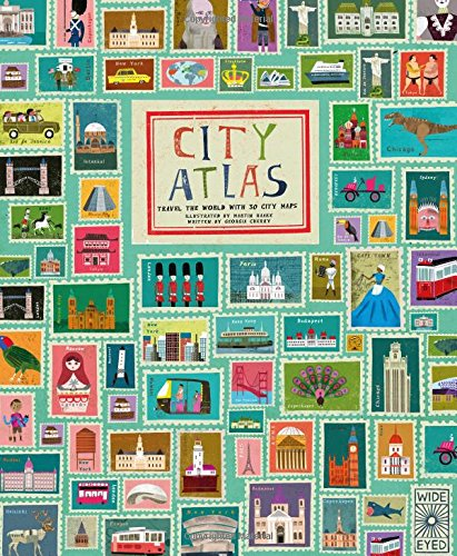 City Atlas: Discover the Personality of the World's Best-Lov