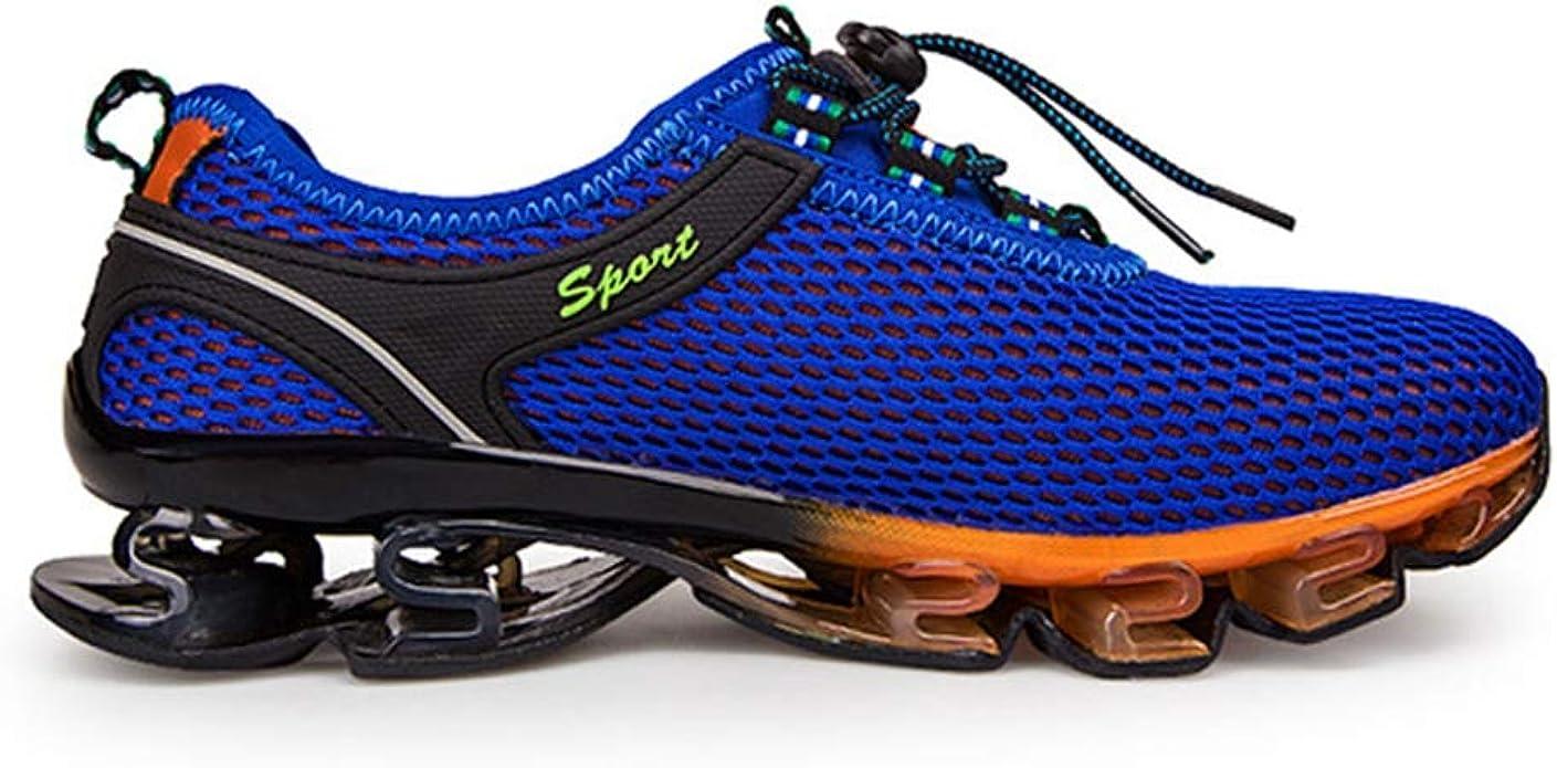 Zapatillas de Deporte de Verano Zapatillas de Correr Transpirables ...
