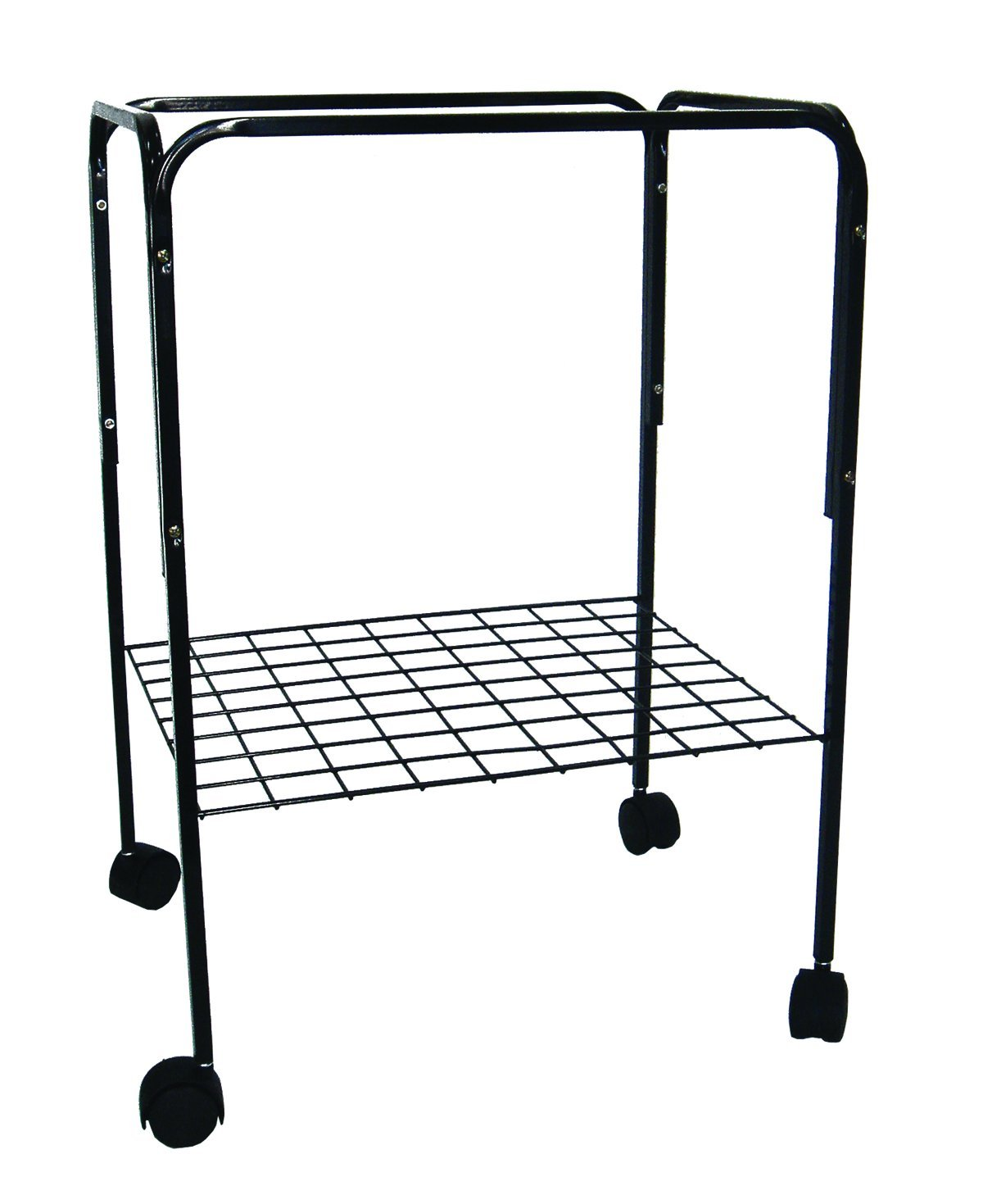 YML 4924BLK Bird Cage Stand, Black YML GROUP INC