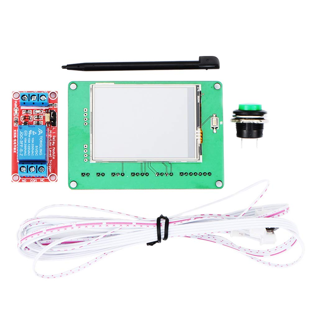 lightclub 3D Printer 2.4inch 320x240P Smart Touch Display Screen Controller Module Kit 1