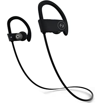 amazon wireless headphones bluetooth earbuds with mic for Headphone Stereo Wiring Guide bluetooth headphones hussar magicbuds best wireless sports earphones with mic ipx7 waterproof hd sound with bass noise cancelling secure fit