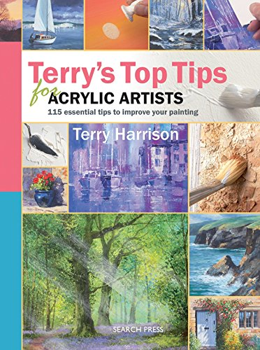 EBOOK Terry's Top Tips for Acrylic Artists P.D.F