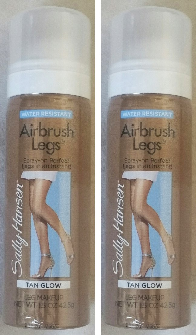 Sally Hansen Airbrush Legs - Tan Glow (2 Pack)