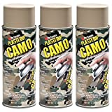 weather seal spray paint - 11OZ Camo Rubb Coating