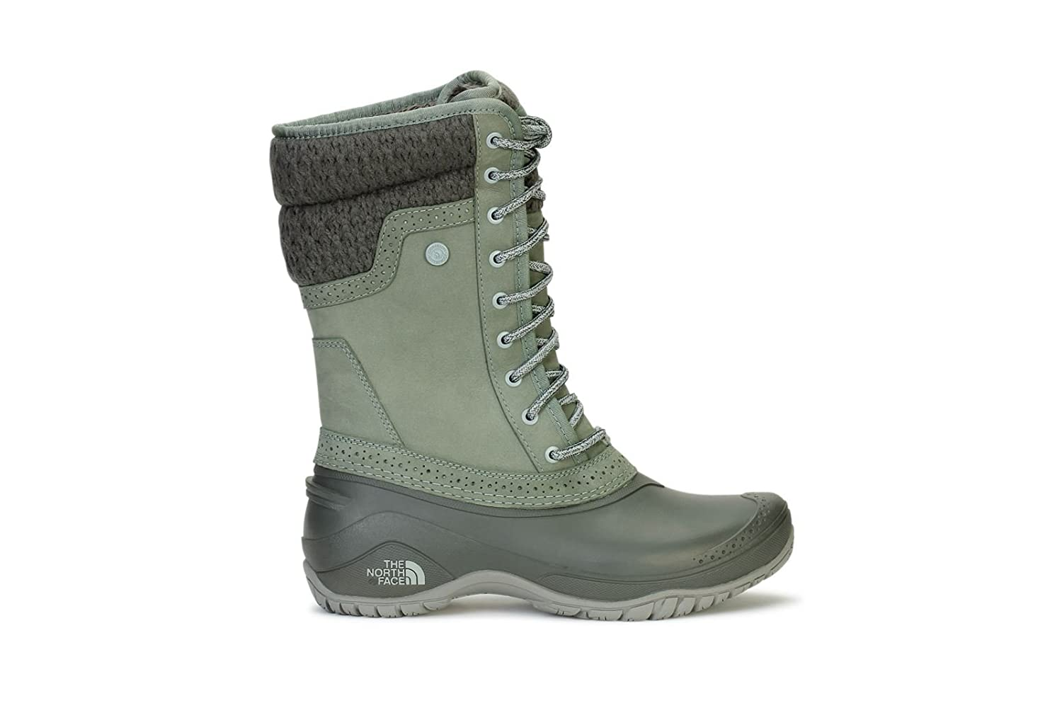 The North Face Womens Shellista II Mid B018WSWIEM 8 B(M) US|Duck Green/Wrought Iron (Prior Season)