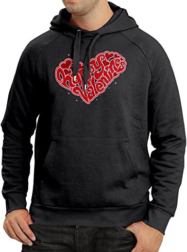 lepni.me Unisex Hoodie Be My Valentine Love Romantic Outfits Awesome Gift Ideas