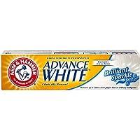 Arm & Hammer ToothPaste Advance White Brilliant Sparkle Gel,115G