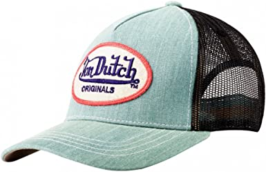 Gorra Curva Von Dutch Logd Lagon Trucker: Amazon.es: Ropa y accesorios