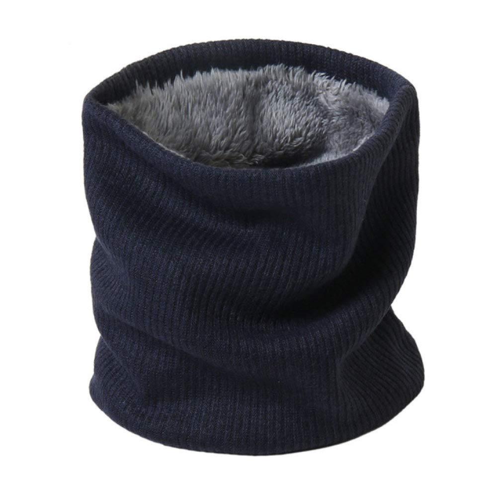 WJINNSH Bufanda,2019 Bufanda de Invierno para Mujer Tejer Anillos de Cuello c/álido se/ñora ni/ños ni/ña mascarilla pa/ñuelo para Hombre Bufandas de Cuello de Felpa