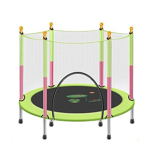 WRRAC-Cama elástica Jardín Mini trampolín Bungee Rebounder Fitness ...