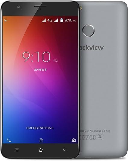 Blackview E7 Smartphone MT6737 Android 6.0 Teléfono Móvil con ...