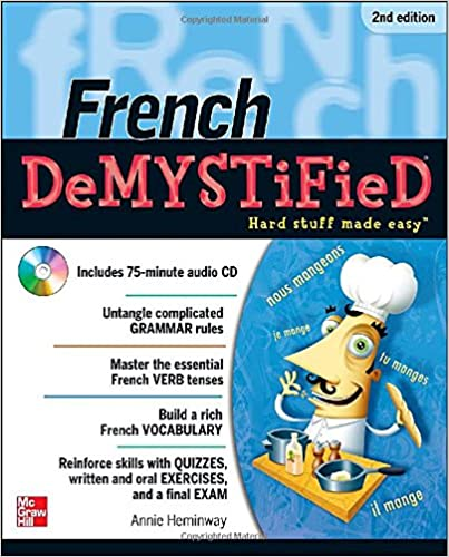 Lataa kirja Kindle iphone French DeMYSTiFieD, Second Edition Suomeksi PDF ePub