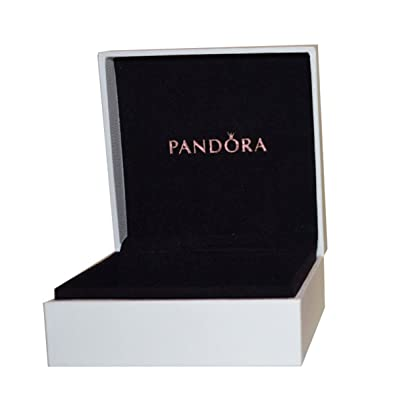 Pandora Original Black Interior Jewellery Gift Box