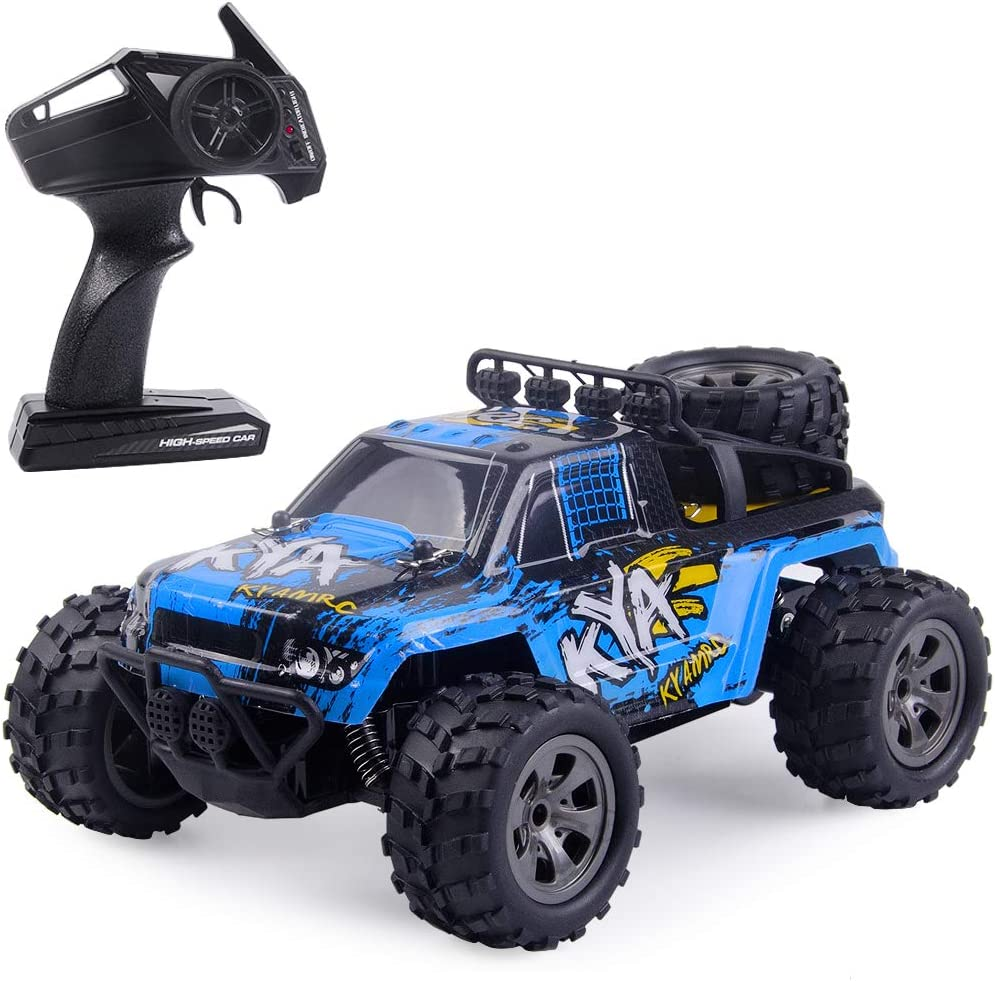 Highttoy Control Car Electric RC Monster Truck Crawler WAS £27.99 NOW £19.59 w/code SL94IGG6 @ Amazon