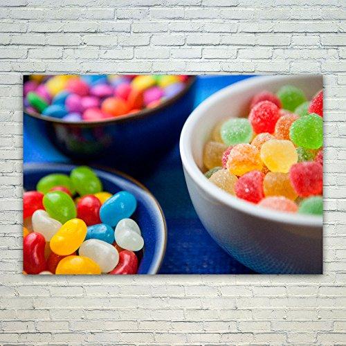 Westlake Art Poster Print Wall Art - Sweetness Confectionery