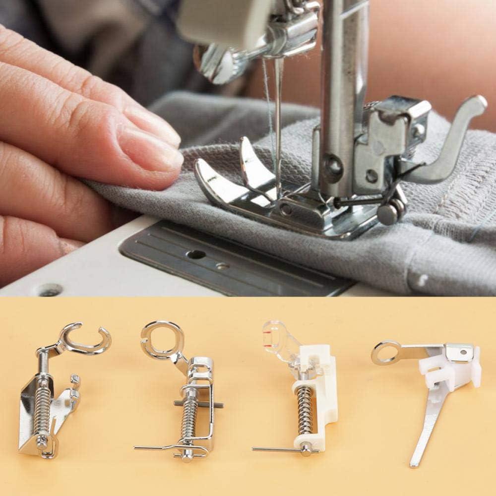 4 x Máquina de coser de vástago bajo, para bordar, para zurcir ...