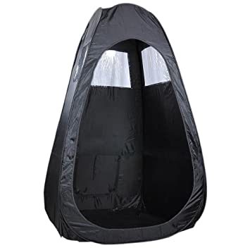 Light Weight Portable Body AirBrush Tent Pop Up Room Outdoor w/ Bag - Black  sc 1 st  Amazon.com & Amazon.com: Light Weight Portable Body AirBrush Tent Pop Up Room ...