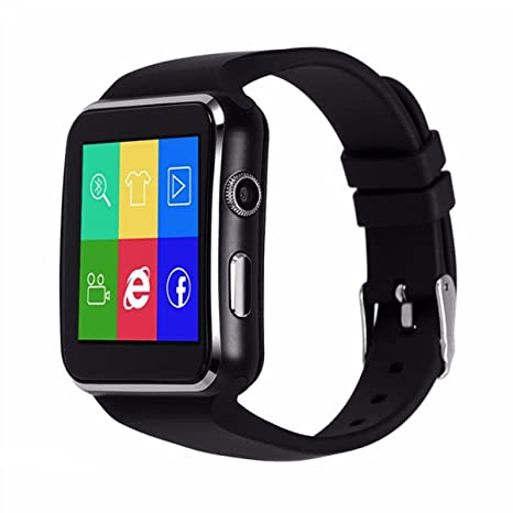 Amazon.com: Smart Watch Android,TINGAU Sweatproof Bluetooth ...