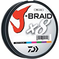 Daiwa J-Braid 500M 8-Strand Woven Round Braid Line