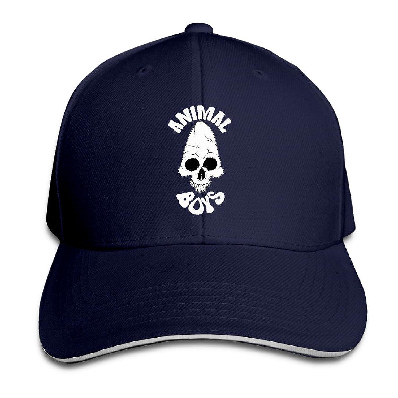 LiZizz Unisex Ramones Sandwich Peaked Baseball Cap