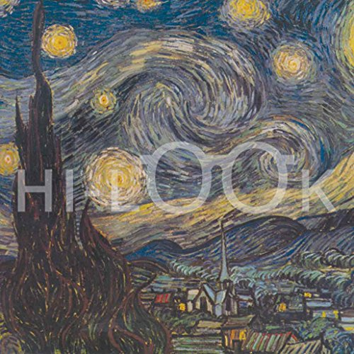 Hi-Look Microfiber Cleaning Cloth - Starry Night