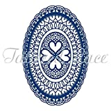 Tattered Lace Broderie Anglaise Cutting Die D870