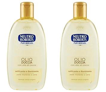 Amazon com : Neutro Roberts Shower Coconut Oil For Delicate