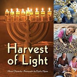 Amazon harvest of light hanukkah ebook allison maile harvest of light hanukkah by ofanansky allison maile fandeluxe Ebook collections